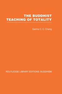 Cover Buddhist Teaching of Totality