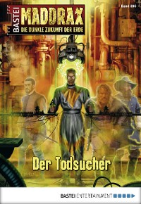 Cover Maddrax - Folge 396