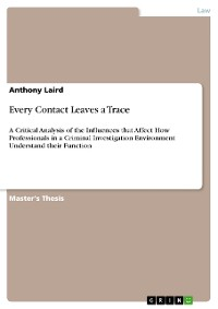 Cover Every Contact Leaves a Trace