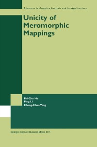 Cover Unicity of Meromorphic Mappings