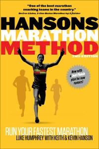 Cover Hansons Marathon Method