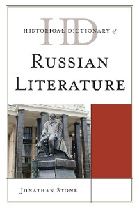 Cover Historical Dictionary of Russian Literature