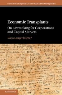 Cover Economic Transplants