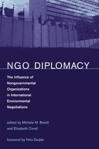 Cover NGO Diplomacy