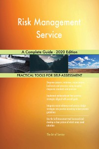 Cover Risk Management Service A Complete Guide - 2020 Edition