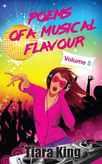 Cover Poems Of A Musical Flavour: Volume 5