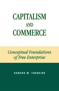 Cover Capitalism and Commerce