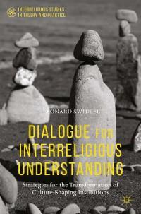 Cover Dialogue for Interreligious Understanding
