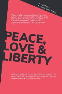Cover Peace, Love & Liberty