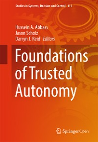 Cover Foundations of Trusted Autonomy