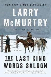 Cover The Last Kind Words Saloon: A Novel
