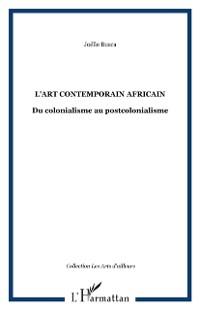 Cover L'ART CONTEMPORAIN AFRICAIN