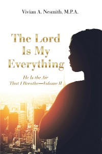 Cover The Lord Is My Everything