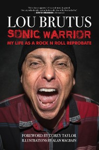 Cover Sonic Warrior