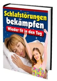 Cover Schlafstörungen bekämpfen