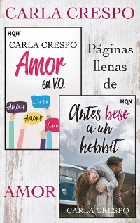 Cover E-Pack HQN Carla Crespo
