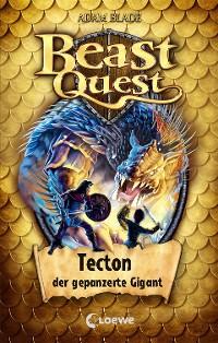 Cover Beast Quest 59 - Tecton, der gepanzerte Gigant