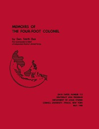Cover Memoirs of the Four-Foot Colonel