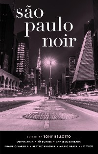 Cover São Paulo Noir