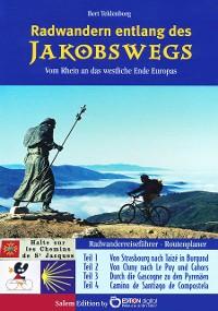 Cover Radwandern entlang des Jakobswegs