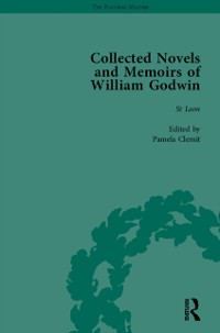 Cover Collected Novels and Memoirs of William Godwin Vol 4