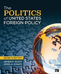 Cover The Politics of United States Foreign Policy