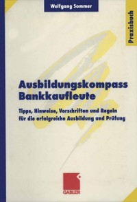 Cover Ausbildungskompass Bankkaufleute