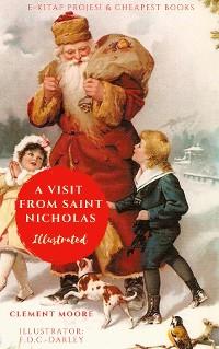 Cover A Visit From Saint Nicholas