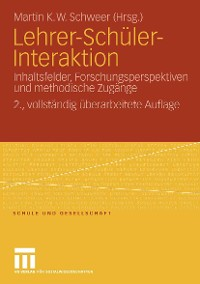 Cover Lehrer-Schüler-Interaktion