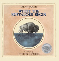 Cover Where the Buffaloes Begin