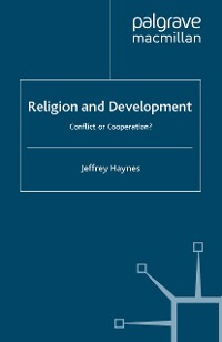 Cover Religion and Development