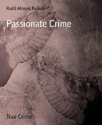 Cover Passionate Crime