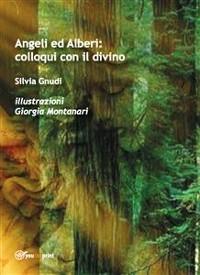 Cover Angeli ed alberi: colloqui con il divino