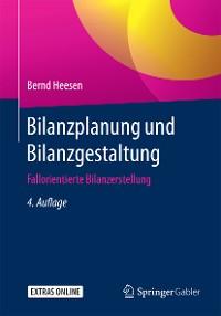 Cover Bilanzplanung und Bilanzgestaltung