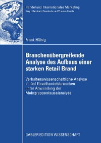 Cover Branchenübergreifende Analyse des Aufbaus einer starken Retail Brand