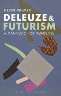 Cover Deleuze and Futurism