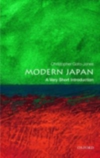 Cover Modern Japan: A Very Short Introduction