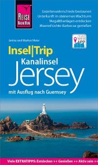 Cover Reise Know-How InselTrip Jersey mit Ausflug nach Guernsey