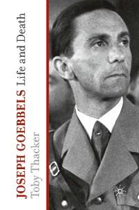 Cover Joseph Goebbels