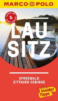 Cover MARCO POLO Reiseführer Lausitz, Spreewald, Zittauer Gebirge