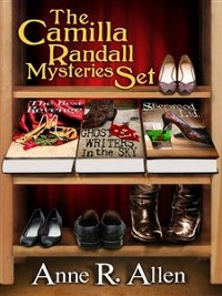Cover The Camilla Randall Mysteries Box Set