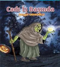 Cover Cadı İŞBAŞINDA