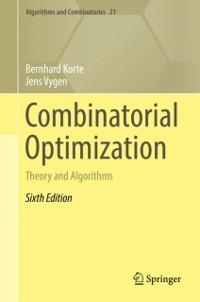Cover Combinatorial Optimization