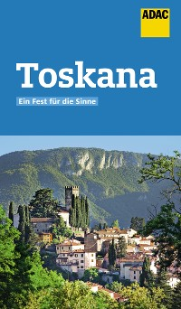 Cover ADAC Reiseführer Toskana