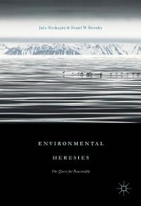 Cover Environmental Heresies