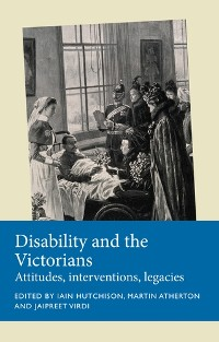 Cover Disability and the Victorians