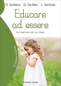 Cover Educare ad essere