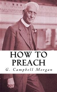Cover How to Preach