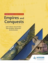 Cover Hodder Education Caribbean History: Empires and Conquests