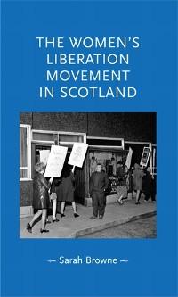 Cover The women's liberation movement in Scotland